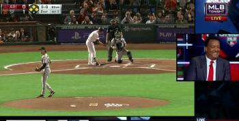 Pedro Martinez Drops An 'S Bomb' On MLB Network