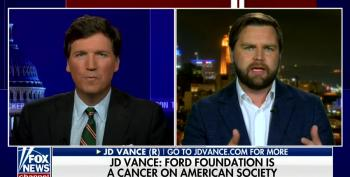 JD Vance Goes Fascist: 'Seize And Tax Assets' Of Non Profits