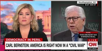 Carl Bernstein Warns That Democracy Is In Danger