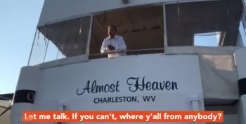 Friday News Dump: Joe Manchin Speaks From His Boat, And Other News