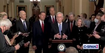 McConnell: Debt Ceiling Needs To Be Raised But I'm Just Not Doing It