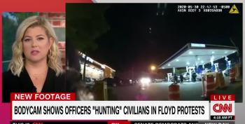 Minneapolis Police Went 'Hunting' During George Floyd Protests