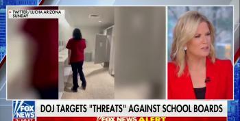 Fox News Host Frets Over Sinema Confrontation