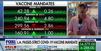 Idiot Fox Host Claims Anti-Vaxers Making 'Sensible Decisions'