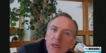 Rachel Maddow Shows 'Freaky AF' Video Testimony By Rep. Paul Gosar