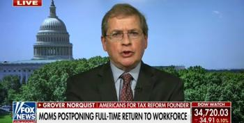 Norquist: Parents Not Reentering Labor Market Partly Due To CRT