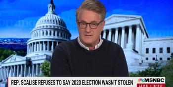 Scarborough Slams Steve Scalise For Saying Trump Won