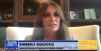 Kimberly Guilfoyle Is See-Thru In New Video