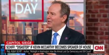 Schiff On McCarthy: 'Insurrectionist In A Suit And Tie'