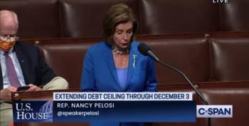 Pelosi Taunts McConnell As 'Moscow Mitch' On House Floor