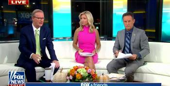 Fox And Friends Hosts Discuss COVID Protocols For Fox News