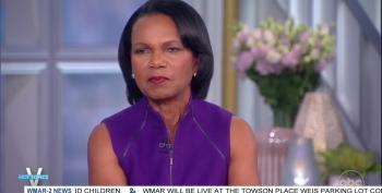 Condoleezza Rice Gives Cover To CRT Critics