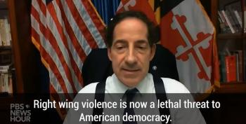 Right Wing Violence Is A Lethal Threat To American Democracy