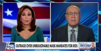 Fox 'Doctor' Lies About Mask Mandates