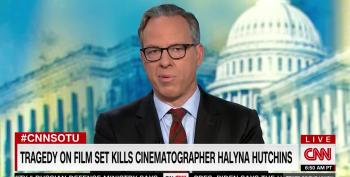 Jake Tapper Rips Republicans For Exploiting Death Of Halyna Hutchins