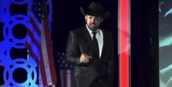 Couy Griffin Discovers Trump Is A Con Artist