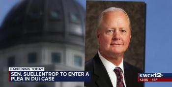 Ex-Kansas Senate Leader Pleads No Contest To DUI, Gets 48hrs In Jail