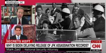 JFK Documents Withheld --Again