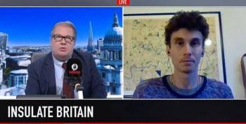 TalkRadio Interview Between Mike Graham And Insulate Britain