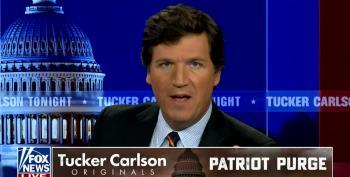 Tucker Carlson TV Special To Whitewash Jan 6 Insurrection