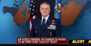 US General Went On Drunken Bender In Russia: Officials