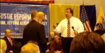 Sunday Talk Shows Rush To Book Chris Christie This Weekend