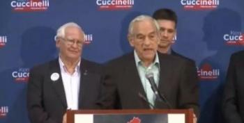 Ron Paul Calls For Obamacare 'Nullification' From Former Capital Of The Confederacy