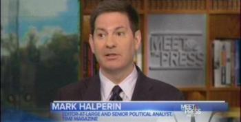 Mark Halperin: 'Chris Christie Is Someone Who Is Magical'