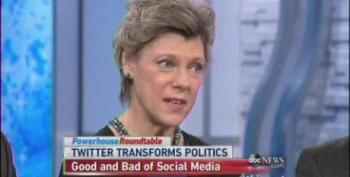 Twitter Lessons For Cokie Roberts