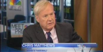 Matthews: Obama 'Doesn't Want To Have A Real Chief Of Staff Like Jim Baker'