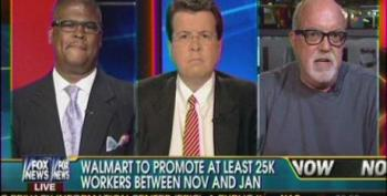 Fox's Charles Payne: 'Maybe Walmart Is Supplementing The U.S. Taxpayer'