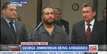 Prosecutor At Zimmerman Bail Hearing Says He Choked Girlfriend Days Before Shotgun Threat