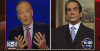 Krauthammer Claims Attempts To Reduce Inequality Will Harm Economic Growth