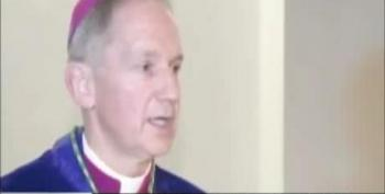 Catholic Bishop Uses Armed Officers During 'Exorcism' On Illinois Over Same Sex Marriage