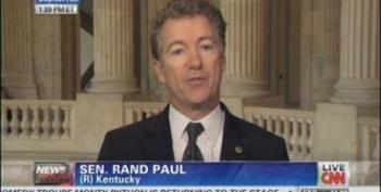 Sen. Rand Paul: Harry Reid Is A 'Big Bully'