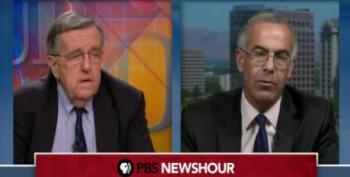 David Brooks Claims Nuclear Option Will Make Senate More Partisan
