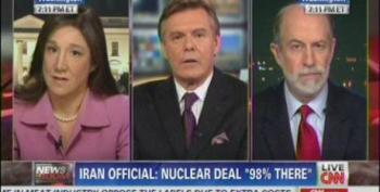 CNN Brings On Wingnut Islamophobe Birther-King Frank Gaffney As Expert On Iranian Negotiations