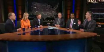 Real Time Overtime Panel Debates 'Obamacare' Vs Single Payer