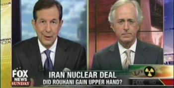 Corker Claims Iran Is Taking Advantage Of 'Weak' Obama Administration