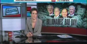 Billionaires' Bad Day: New Rules Would Rein In Nonprofits