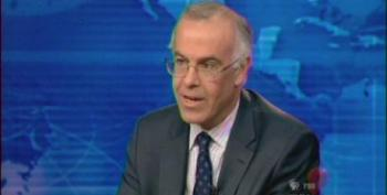 David Brooks: Focusing On Economic Theory A 'Little Out Of The Pope's Lane'