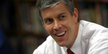 Arne Duncan, STFU: White Suburban Mom Edition