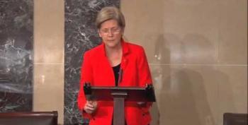 Elizabeth Warren Stands Up For Expansion Of Social Security