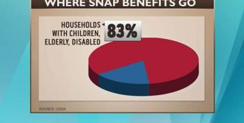 Sunday Shows Fail To Cover Devastating Cuts To SNAP Program