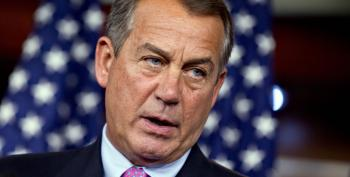 Watch John Boehner Lie About Immigration Bill
