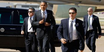 Two Agents Cut From Obama's Secret Service