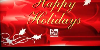 Will Bill O'Reilly Attack Fox News Over 'Happy Holidays' Greeting?