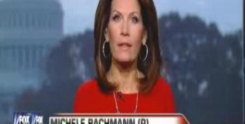 Bachmann: President Obama 'Has Rewritten The Constitution For Himself'