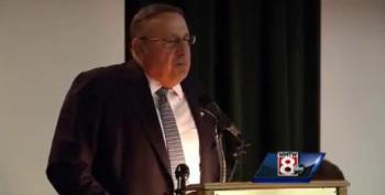 Maine's Wingnut Governor Sees Bright Side Of Global Warming