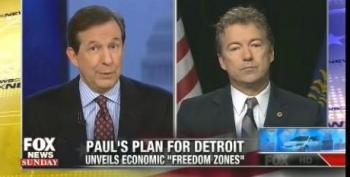 Rand Paul: Emergency Unemployment Benefits Are A 'Disservice' To Black Workers